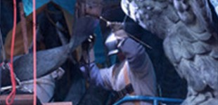 Welding the Eagles Together...