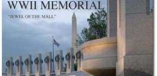 WWII Memorial Book, Going...Going...Gone