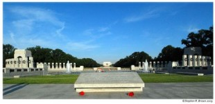 Memorial Day 2009, WWII Memorial