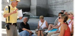 WWII Talks by Dan Arant at WWII Memorial