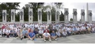 South Dakota: Getting Wide at the World War II Memorial
