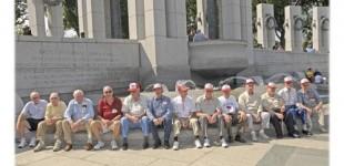 China Burma India at World War II Memorial