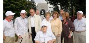 Columbus, OH, Northern CO, SW Florida Visit World War II Memorial