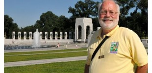 George Kerestes on Greeting Veterans at the WWII Memorial