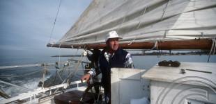 Rebecca Ruark sails with Tidewater