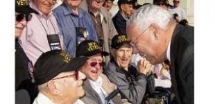 750 Veterans visit Memorial