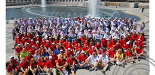 Squeeze Em In!  Smuckers Flies Honor Flight