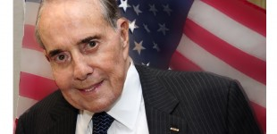 Senator Robert Dole Goes Back to School