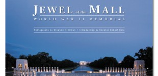 WWII MEMORIAL: JEWEL OF THE MALL:  THE COVER