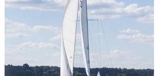 Tidewater:  Fall Sailing on the Chesapeake Bay