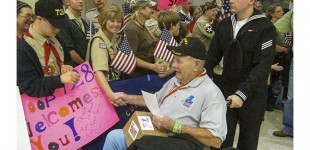 Honor Flight Chicago Roundtrip