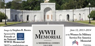 Friends of the National WWII Memorial sponsor show