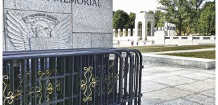 WWII MEMORIAL:  Veterans turned away?