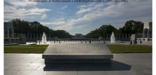 WWII Memorial:  Fall Flying Season
