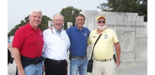 "Honor Flight Co-Founders win ""Caring Award"""