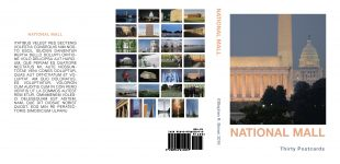 NATIONAL MALL POSTCARD BOOK